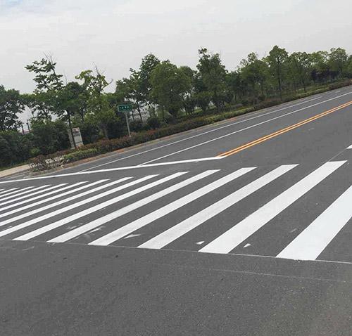 贵阳交通标线