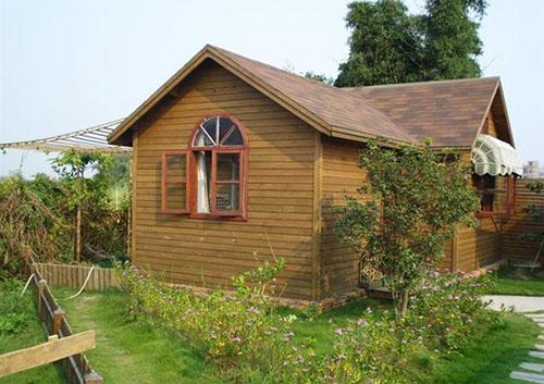 遵义木屋安装