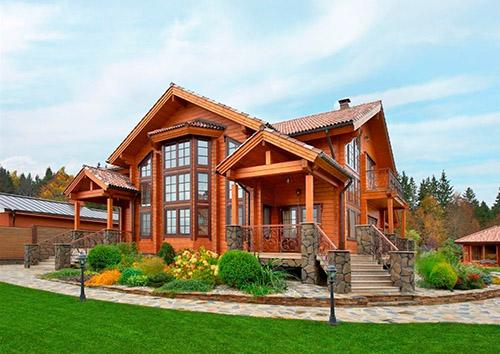 木别墅安装