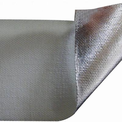 铝箔防火布