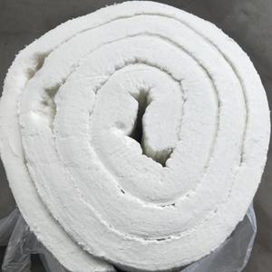 高铝喷吹毯