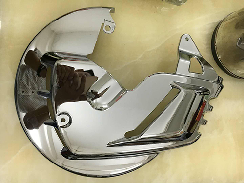 摩托车配件镀铬