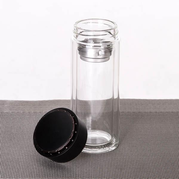莲花玻璃杯
