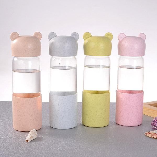 小熊麦香时尚杯