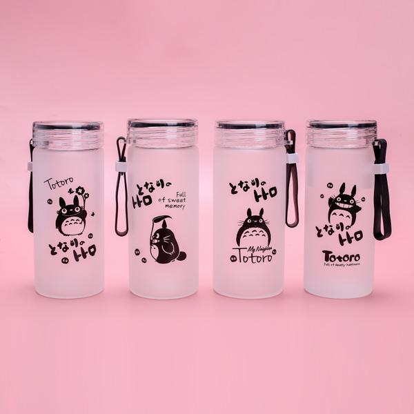 欧彩龙猫水杯