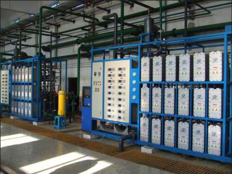 血液透析水处理设备