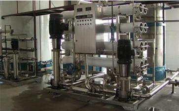 供水站除铁除锰过滤器
