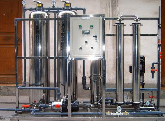 120T纯水系统工程案例