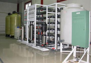 小区分质供水设备