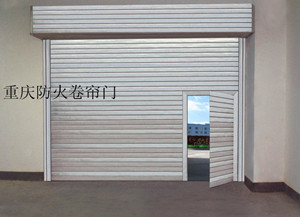 特级重庆防火卷帘门 ¥