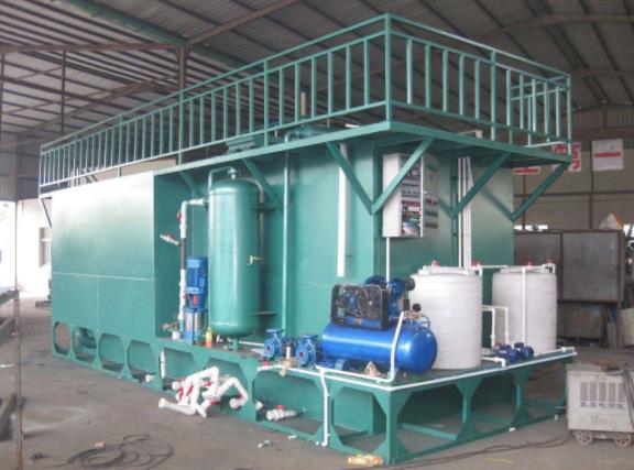 离心污水处理设备