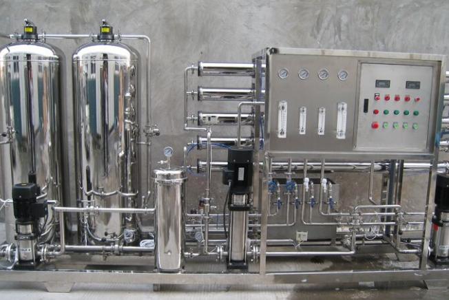 重庆市纯净水生产线