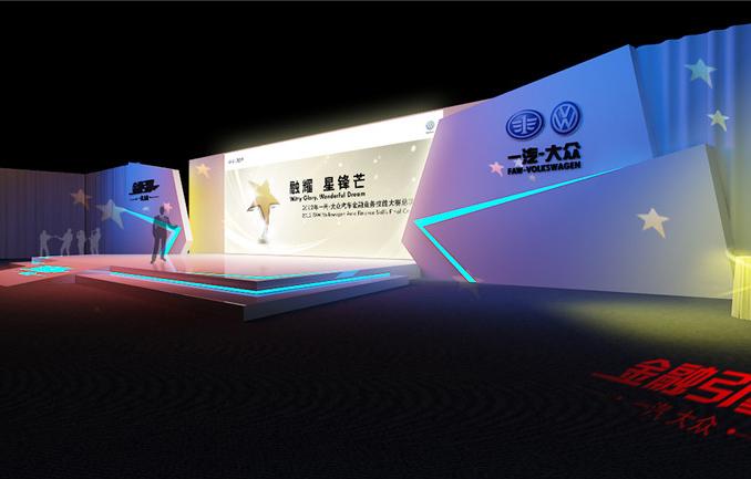 四川舞台设计搭建