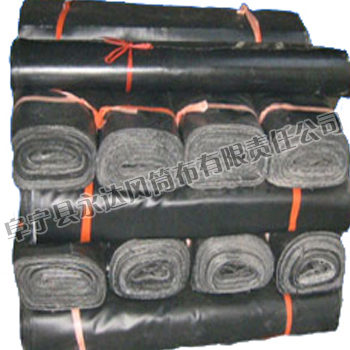 PVC礦用風筒布