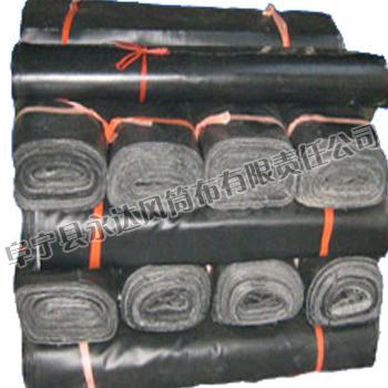PVC矿用风筒布