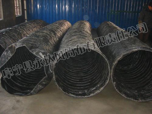 煤矿用负压风筒