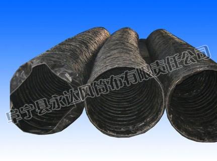 煤矿骨架风筒