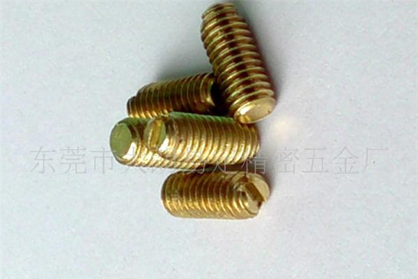 铜铁铝螺丝
