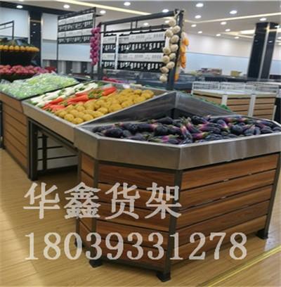 果蔬店货架