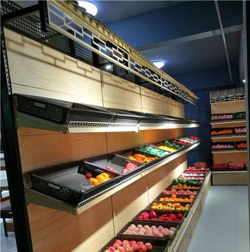 郑州超市蔬菜货架