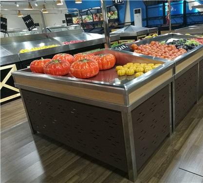 郑州超市果蔬架