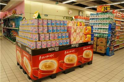 河南超市貨架