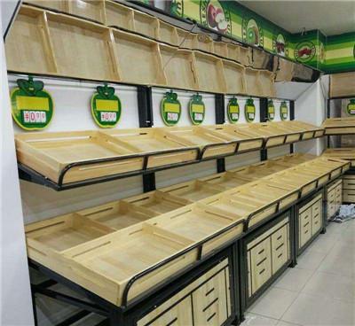 郑州超市果蔬货架