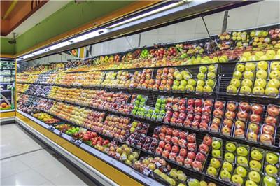 郑州水果店货架