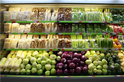 河南超市蔬菜货架厂