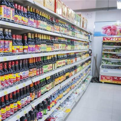 河南超市便利店货架