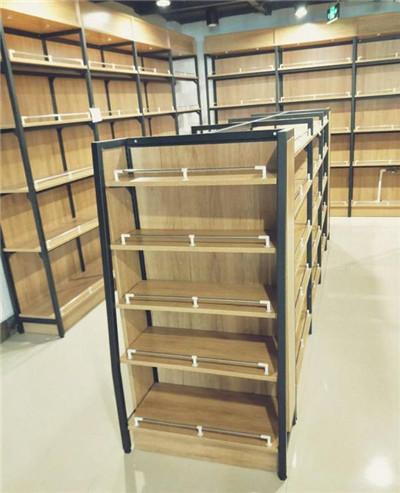 河南超市钢木货架
