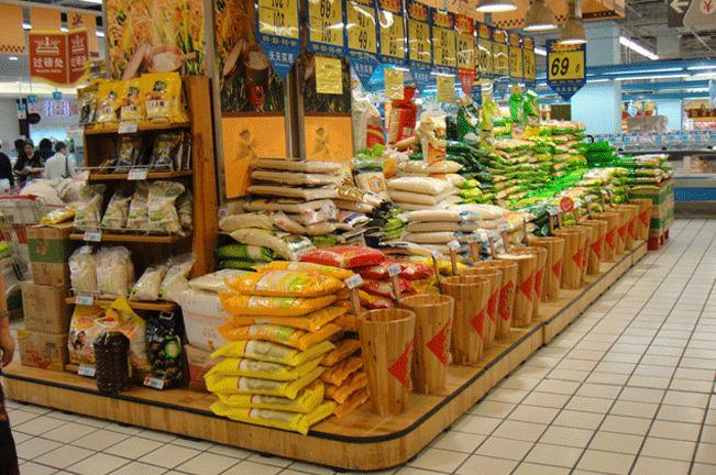 郑州超市零食货架
