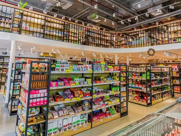 郑州超市水果货架