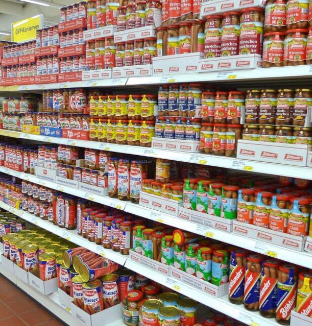小型超市貨架