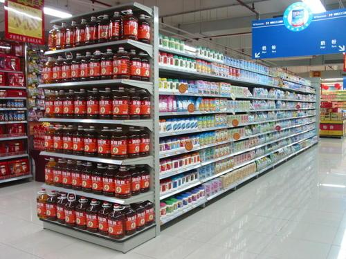 大型超市货架