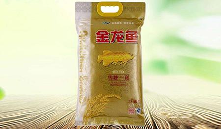 金龙鱼雪粳稻