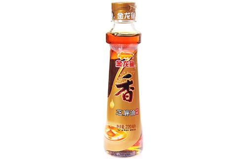 金龙鱼芝麻油