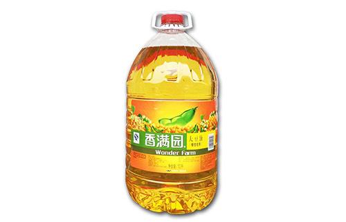 香满园纯香大豆油