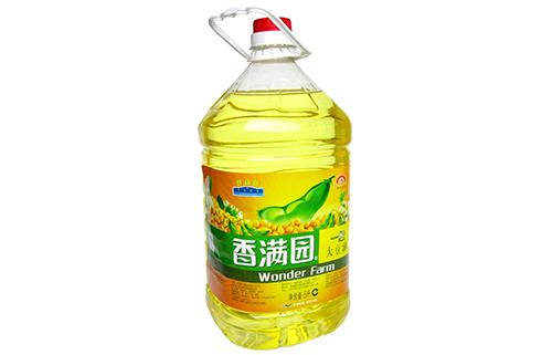 香满园大豆油