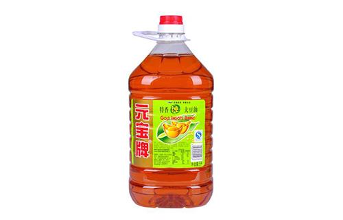 元宝纯香大豆油