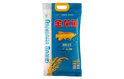金龙鱼盘锦大米