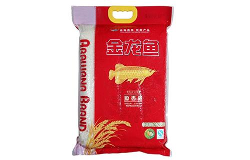金龙鱼原香稻