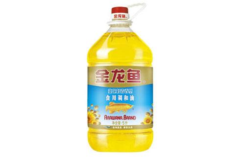 金龙鱼葵花籽调和油