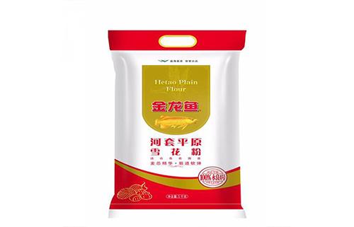 金龙鱼面粉价格