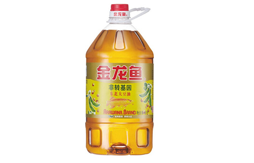 金龙鱼东北大豆油