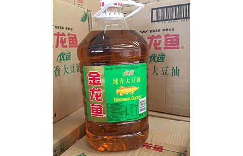 金龙鱼优选纯香大豆油