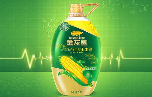 金龙鱼甾醇玉米油