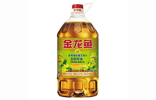 金龙鱼5升油