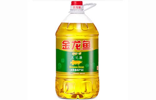 金龙鱼非转基因大豆油