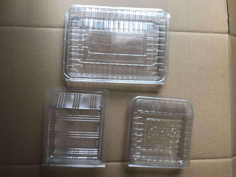 一次性透明快餐盒